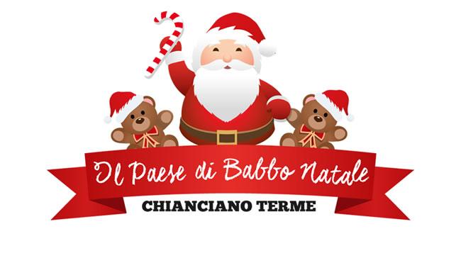Casa Di Babbo Natale Chianciano.Paese Di Babbo Natale Chianciano Mercatini Di Natale 2018