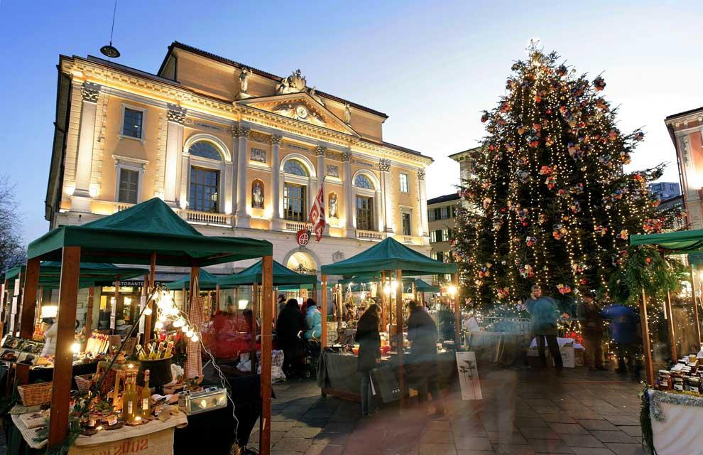 Mercatini Di Natale A Lugano.Lugano Mercatini Di Natale 2019 Tutte Le Info