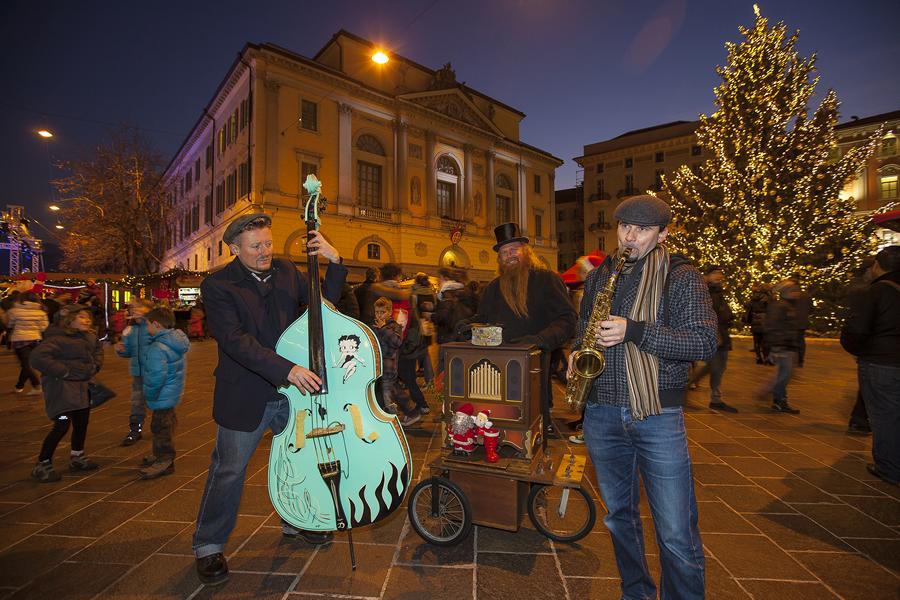 Decorazioni Natalizie Lugano.Lugano Mercatini Di Natale 2019 Tutte Le Info