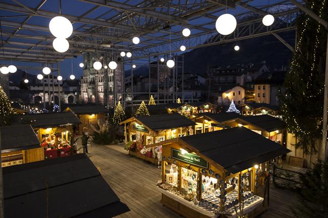 Aosta mercatini di natale 2017 for Mercatini di natale aosta 2016