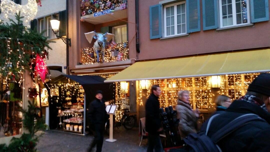 Addobbi Natalizi Zurigo.Mercatini Di Natale 2020 Di Zurigo Date E Eventi Aggiornati