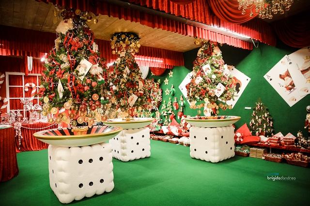 Parco Di Babbo Natale.Villaggio Di Babbo Natale Taneto Mondo Verde Garden