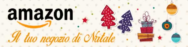 Regali di Natale su Amazon