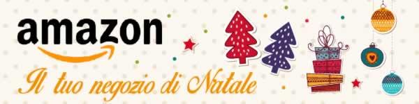 Regali di Natale su Amazon
