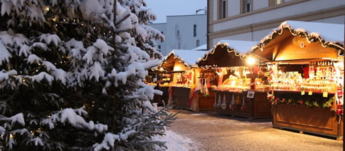 I tour mercatini natale mercatini for Bressanone capodanno