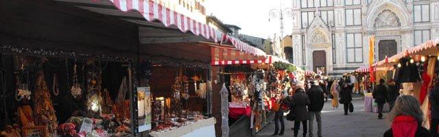 Mercatini di Natale a Firenze 2013