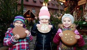 Gastronomia ai Mercatini di Natale 2017
