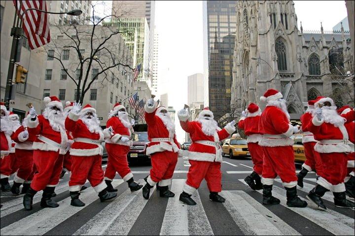 New York Mercatini di Natale 2017