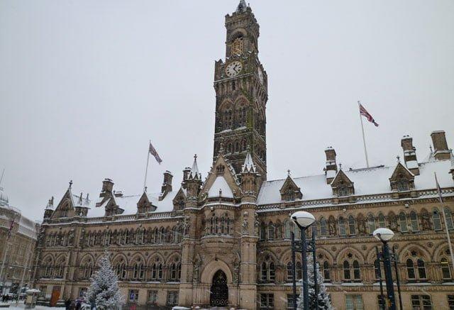mercatini di natale Bradford