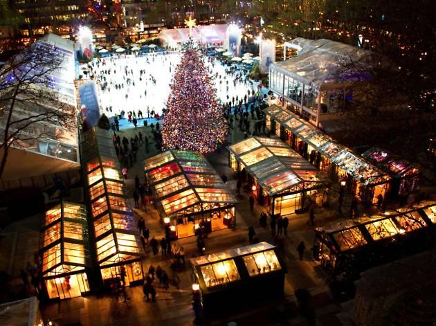 Immagini Natale A New York.New York Mercatini Di Natale 2019 Tutte Le Informazioni