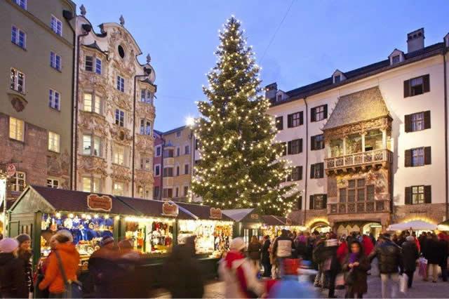 Mercatino di Natale di Innsbruck
