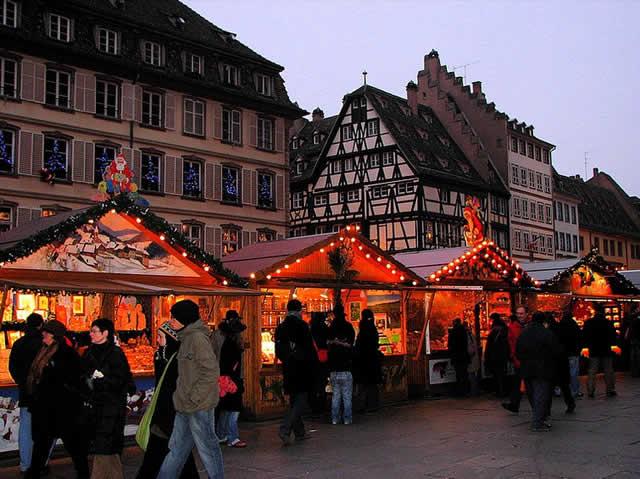 Strasburgo Mercatini di Natale