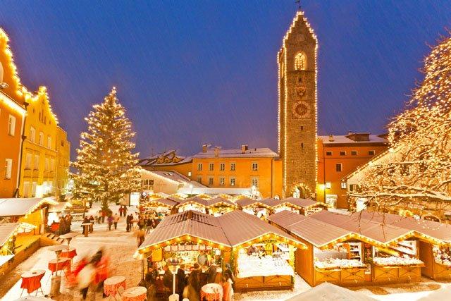 Mercatini Di Natale Bolzano 2018.Mercatini Di Natale Vipiteno Date Aggiornate 2019