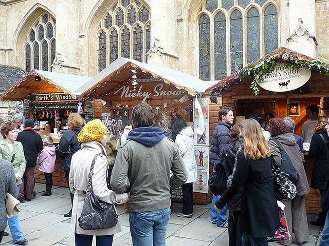 Mercatino di Natale di Bath