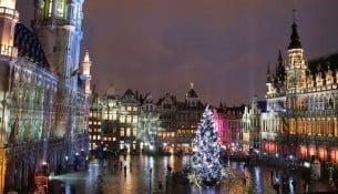 Belgio Mercatini di Natale