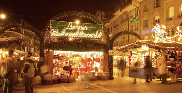Mercatini di Natale di Berna