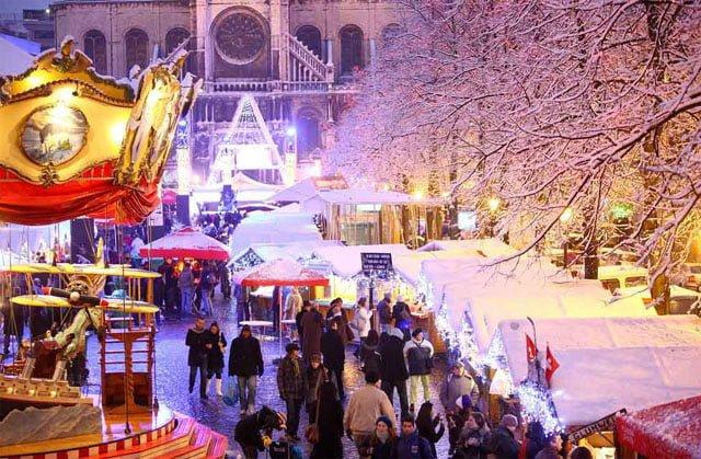Mercatino di Natale di Bruxelles