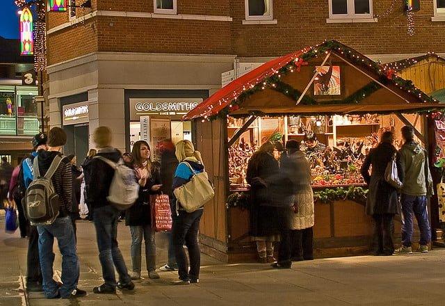 Mercatino di Natale di Canterbury