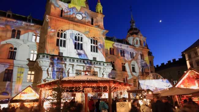 Graz Mercatini di Natale 2017