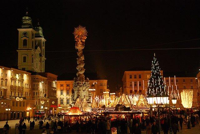 Linz Mercatini di Natale 2014