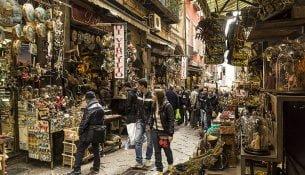 Napoli Mercatini di Natale 2017