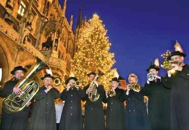 Mercatini Natale Germania