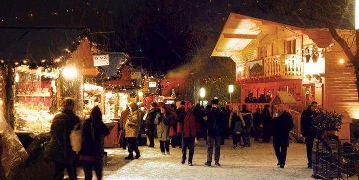 Montreux Mercatino di Natale