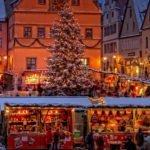 Rothenburg ob der Tauber Mercatini di Natale 2016