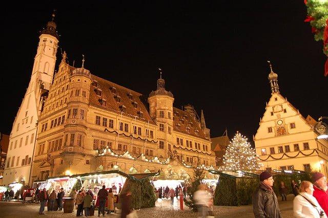 Mercatino di Natale Rothenburg