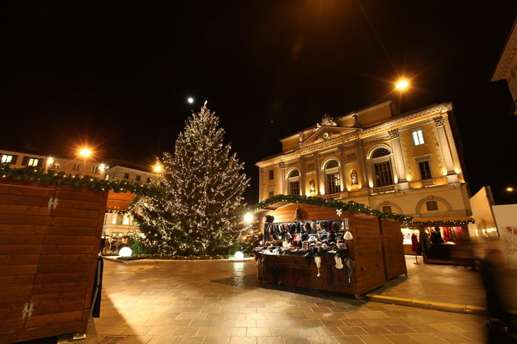 Lugano Natale.Lugano Mercatini Di Natale 2019 Tutte Le Info