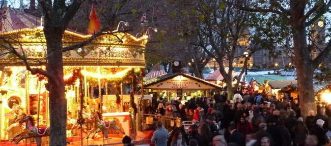 Immagini Londra Natale.Londra Mercatini Di Natale 2019 Tutte Le Info