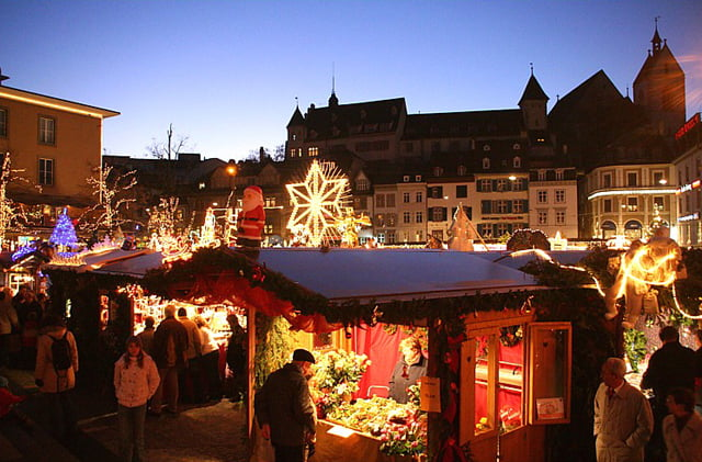 Basilea mercatini di natale 2015 - Marche de noel mulhouse 2016 ...