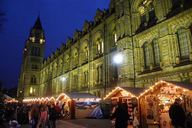Mercatini di Natale di Londra