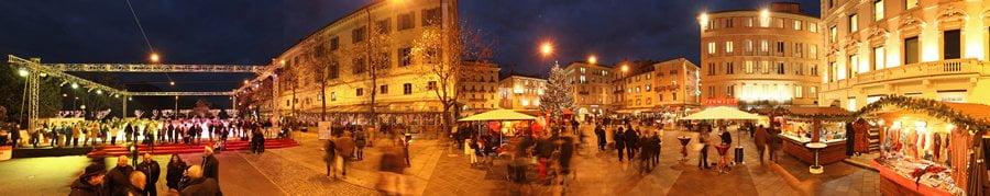 Lugano Mercatini di Natale 2017