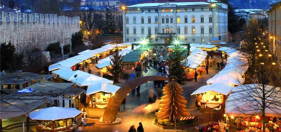 Mercatini Di Natale Trentino.Mercatini Di Natale Trentino Alto Adige Calendario