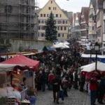 Tubinga - Tubingen Mercatini di Natale