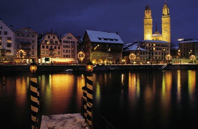 Mercatini di Natale a Zurigo