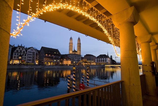 Addobbi Natalizi Zurigo.Zurigo Mercatini Di Natale 2019 Tutte Le Informazioni