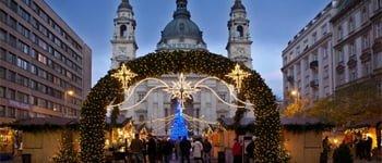 Mercatini di Natale Budapest Basilica