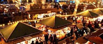 Mercatini di Natale Budapest Vorosmarty