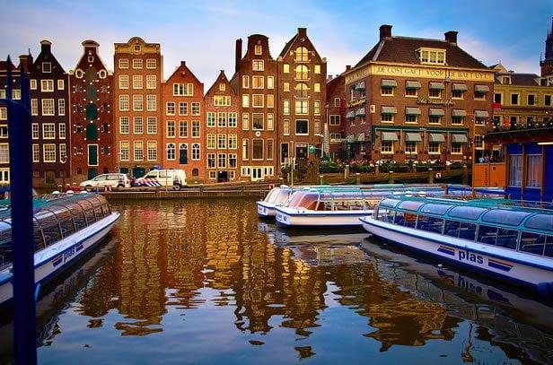 Foto Di Amsterdam A Natale.Amsterdam Guida Mercatini Di Natale 2019 La Guida