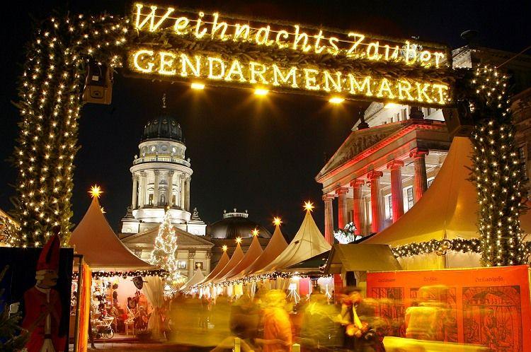 Mercati Natale Berlino.Mercatini Di Natale Berlino Tutte Le Informazioni