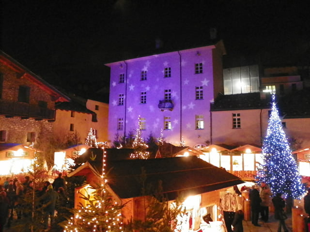 Aosta Mercatini di Natale 2016