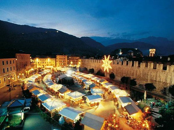 Trento mercatini di natale 2016 for Mercatini di natale milano 2017