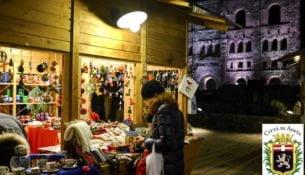 Aosta Mercatini di Natale 2017