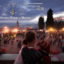 Govone Mercatini di Natale 2015 Il Magico Paese di Natale