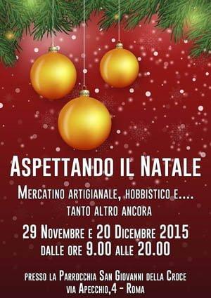 Roma mercatini di Natale