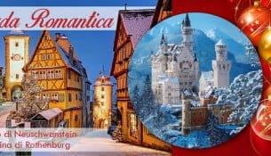 Strada Romantica e Castello di Neuschwanstein
