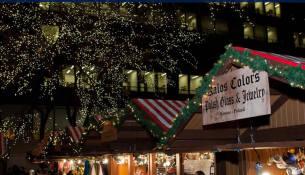 Chicago Mercatini di Natale