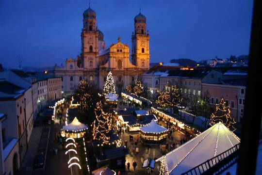 Passau Mercatino di Natale
